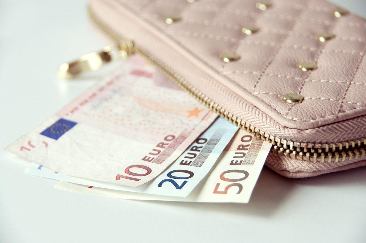 Geldbörse Ratenkredit Euro